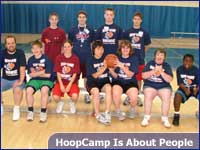 HoopCamp is about people
